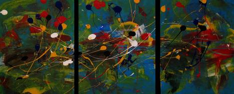 Multicolor | Abstract and Figurative Art  by Patricia Quinche | Scoop.it