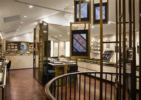 La boutique beauté de Burberry | Retail intelligence | Scoop.it