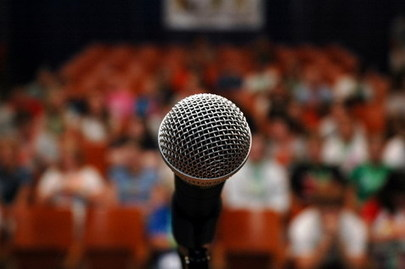 Public Speaking 101: Beginner Tips for Stellar Speaking Skills | Podcasts | Scoop.it