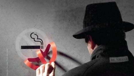 Dall'industria del tabacco troppe interferenze alle politiche antifumo | Health promotion. Social marketing | Scoop.it