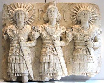 Zenobia, reina de Palmira (3ª parte)   LVDVS CHIRONIS 3.0   Scoop.it