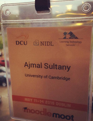 Moodle Moot Dublin 2015 - A review | Electric Orchard | Moodle gems | Scoop.it
