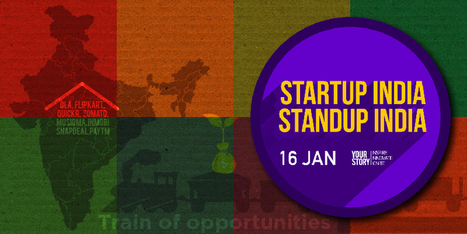 Here is why India is already the next startup nation | Start-Up India,Stand-Up India | Scoop.it
