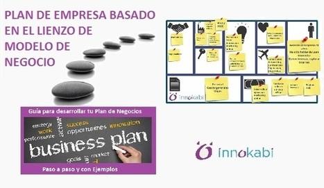 Plan de empresa basado en el Modelo Canvas. Tutorial | TIKIS | Scoop.it