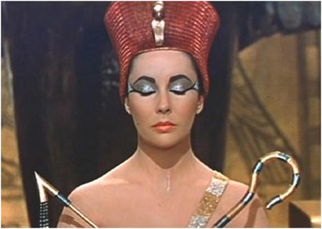 Cleopatra ya se hacía la manicura   Dos reinas poderosas de Egipto -Cleopatra vs. Nefertiti-   Scoop.it