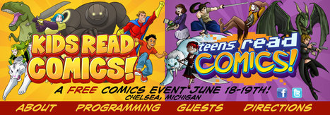 Kids Read Comics! | Transmedia 4 Kids: Creating Content For Children | Scoop.it