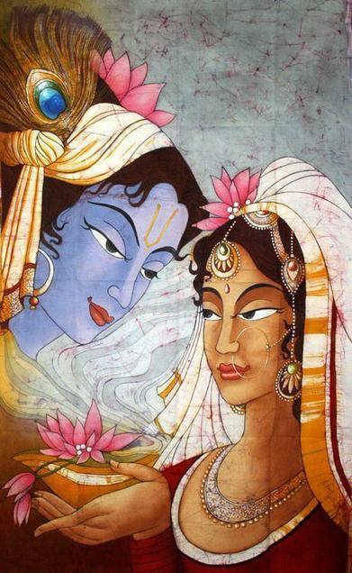 Gauri Maa on Twitter | Radha Krishna | Scoop.it