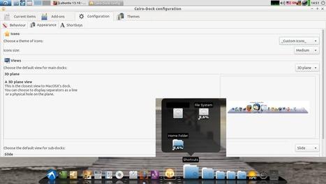 lubuntu 14.04 - cairo-dock missfunctions - Ask Ubuntu | BassLine | Scoop.it