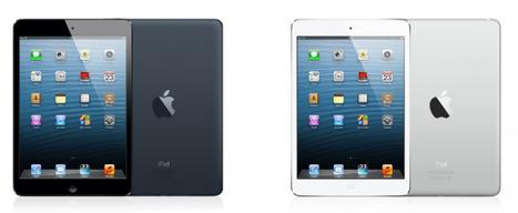 Keynote : Apple présente l'iPad mini et l'iPad 4   Imagincreagraph.com   Scoop.it