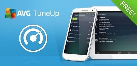 AVG TuneUp – Battery Saver - Applications Android sur GooglePlay | apps educativas android | Scoop.it