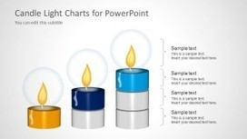 Candle Light Shapes & Charts for PowerPoint - SlideModel | PowerPoint Presentation Library | Scoop.it