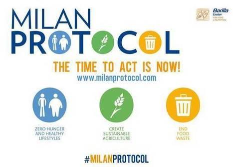 Slow Food, Protocollo Milano sia documento Expo 2015 - ANSA.it   Il Circolo degli ImBooKati   Scoop.it