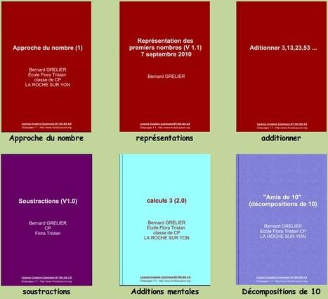 Livres Didapages mathématiques | TICE, Web 2.0, logiciels libres | Scoop.it