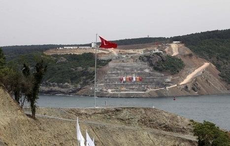 La Turquie lance le chantier d'un troisième pont controversé sur le Bosphore | Géographie : les dernières nouvelles de la toile. | Scoop.it
