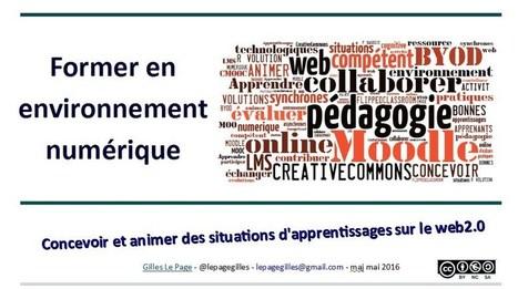 Former en environnement numérique | E-pedagogie, apprentissages en numérique | Scoop.it