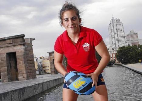 Patricia García: «Mandela demostró que el deporte puede cambiar ... - La Razón | Fomentación del Rugby en Mexico | Scoop.it