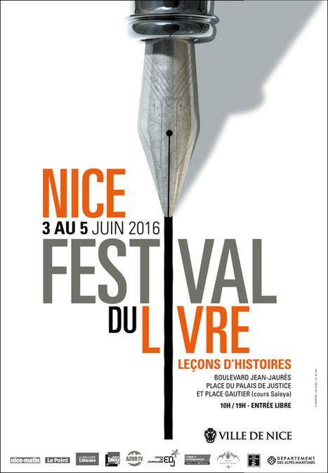 PROGRAMME | LE FESTIVAL DU LIVRE NICE | Culture à Nice et ses environs | Scoop.it