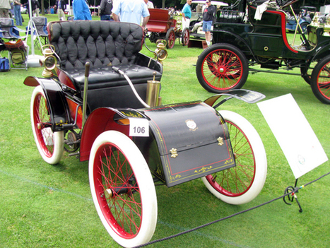 AmericaJR.com [ LOCAL NEWS: Concours d'Elegance draws thousands of car enthusiasts to Plymouth, Mich. ] | Muscle Cars of America | Scoop.it