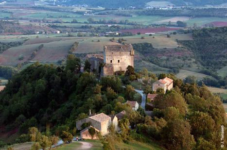 Judith a visité Montaigut et son château | L'info tourisme en Aveyron | Scoop.it