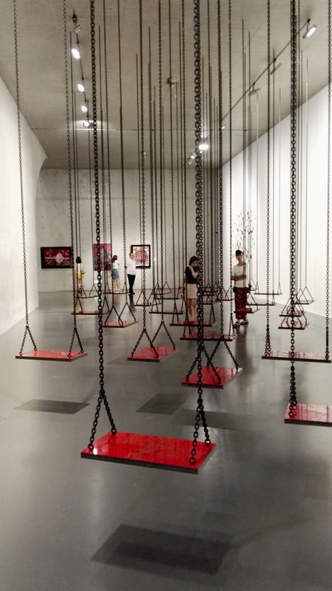 """SHE"": international women artists at Shanghai Long Museum West Bund | Art Radar | Gender and art | Scoop.it"