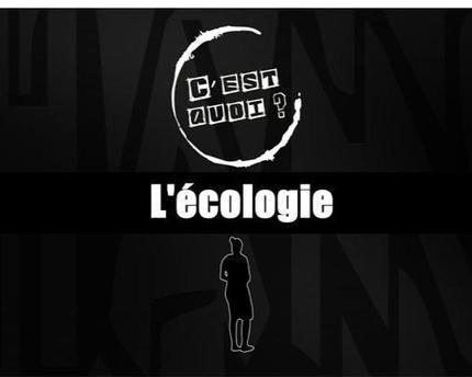 C'est quoi l'écologie ? | EntomoScience | Scoop.it