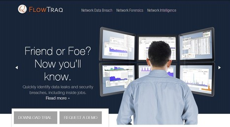 FlowTraq. Network Security. Full Fidelity NetFlow Analyzer | ICT Security Tools | Scoop.it