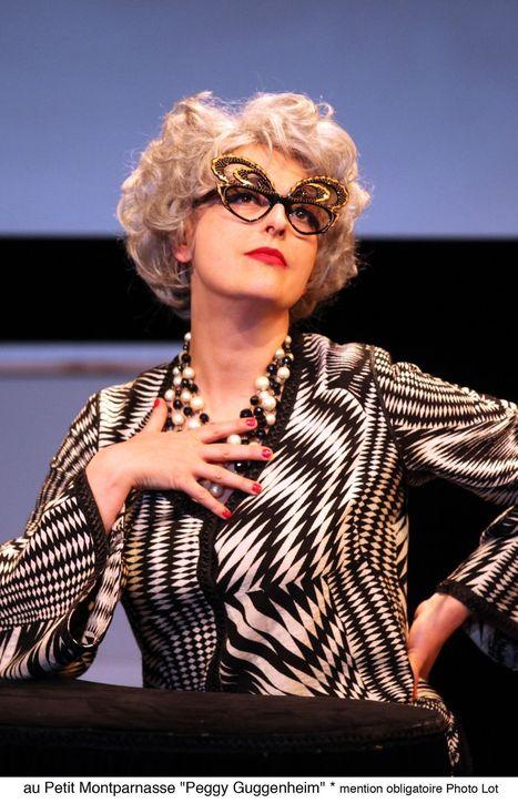 Stéphanie Bataille - a ne pas manquer ! | Place au theatre | Scoop.it