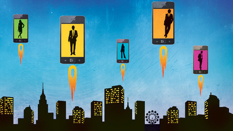 How mobile technology created a workforce that never stops working   HR   Scoop.it