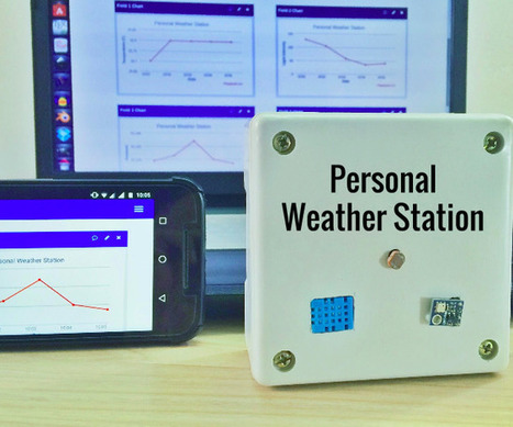 Make a Personal Weather Station | Open Source Hardware News | Scoop.it