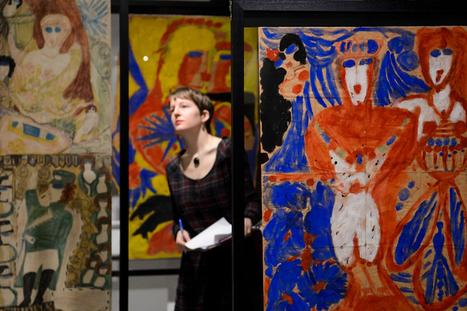 L'Art Brut sert son appellation d'origine pour ses 40 ans | Art brut | Scoop.it