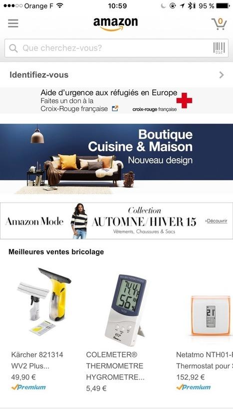 Le m-commerce  : 28,7% des dépenses en ligne pour Noël ?   Veille : E-commerce   Scoop.it