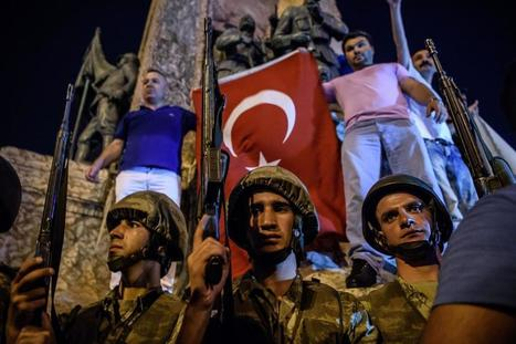 This Is What Istanbul Was Like on Night of the Turkey Coup | Upsetment | Scoop.it