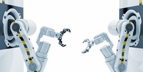 Robotics in Manufacturing: The History Outline | Robotics in Manufacturing Today | Scoop.it