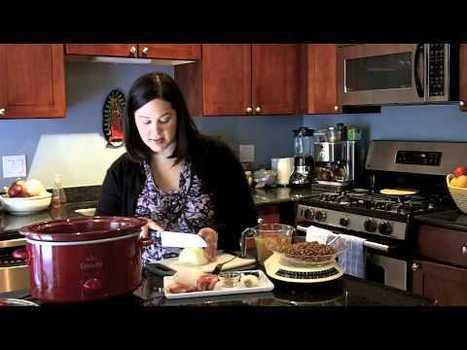 Crock-pot Frijoles de la Olla | Slow-cooking Latin-style | Scoop.it