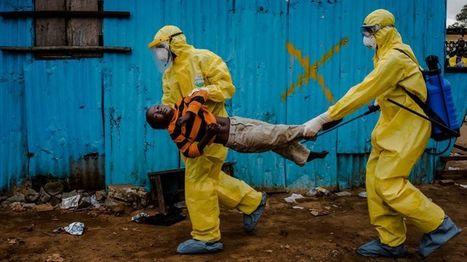 Un prix Pulitzer pour le travail d'un photographe du New York Times sur Ebola | Images fixes et animées - Clemi Montpellier | Scoop.it