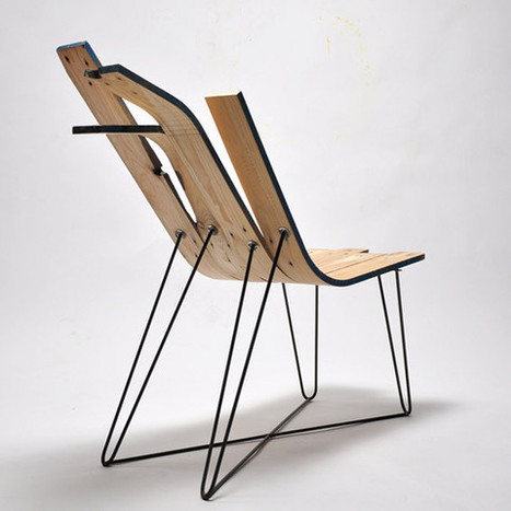 MyLadyPalet chair | Art, Design & Technology | Scoop.it