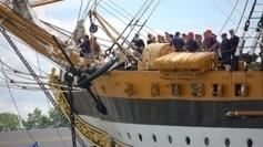 Armada 2013 : comment naviguer sur la Seine de Rouen à la mer à bord des grands voiliers ?  - France 3 Haute-Normandie | Armada de Rouen 2013 | Scoop.it