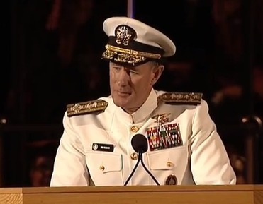Navy SEAL's Powerful Life Advice To Students: 'Make Your Beds' (VIDEO) | Troy West's Radio Show Prep | Scoop.it