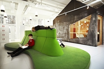 In Stockholm, A School Without Walls | Design | Scoop.it