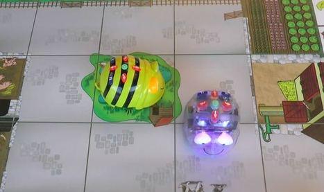 Au défi de la programmation en maternelle et en primaire avec Bee-Bot et Blue-Bot - Ludovia Magazine | La technologie au collège | Scoop.it