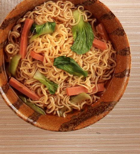 Speedy tom yum soup | Asian Inspirations | Scoop.it