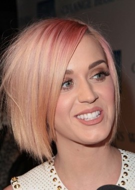 Katy Perry's Latest Short Bob Hairstyle | Trends Hairstyle | Scoop.it