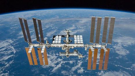 Why Does The International Space Station Have Such A Weird Shape? | Space matters | Scoop.it