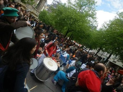 Marche des Indignés - 21/04/12 | #marchedesbanlieues -> #occupynnocents | Scoop.it