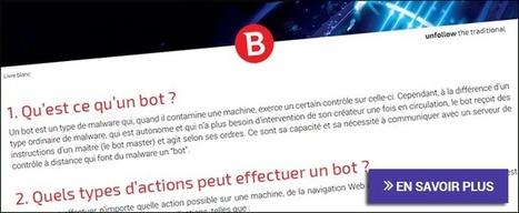 11 questions fréquentes sur les botnets | Cybersécurité en entreprise | Scoop.it