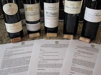 Taste-Live with Planet Bordeaux   Bordeaux wines for everyone   Scoop.it