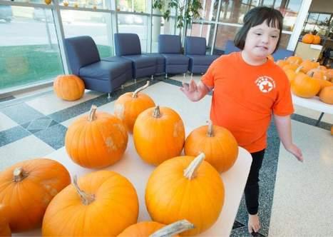 Pumpkins grown by Utah prison inmates delivered to children - Salt Lake Tribune | Prisoner learning | Scoop.it