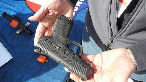 Gun makers streamline pistols for women who carry   Firearms   Scoop.it