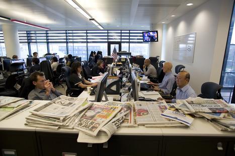 News Desk Live : le making of de l'information du Guardian | Cabinet de curiosités numériques | Scoop.it