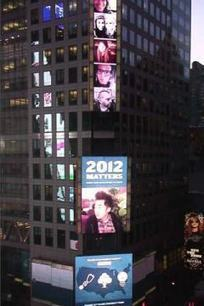 Facebook to Broadcast Users' Political Opinions in Times Square - TIME   Share your Broadcast opinions online   Scoop.it
